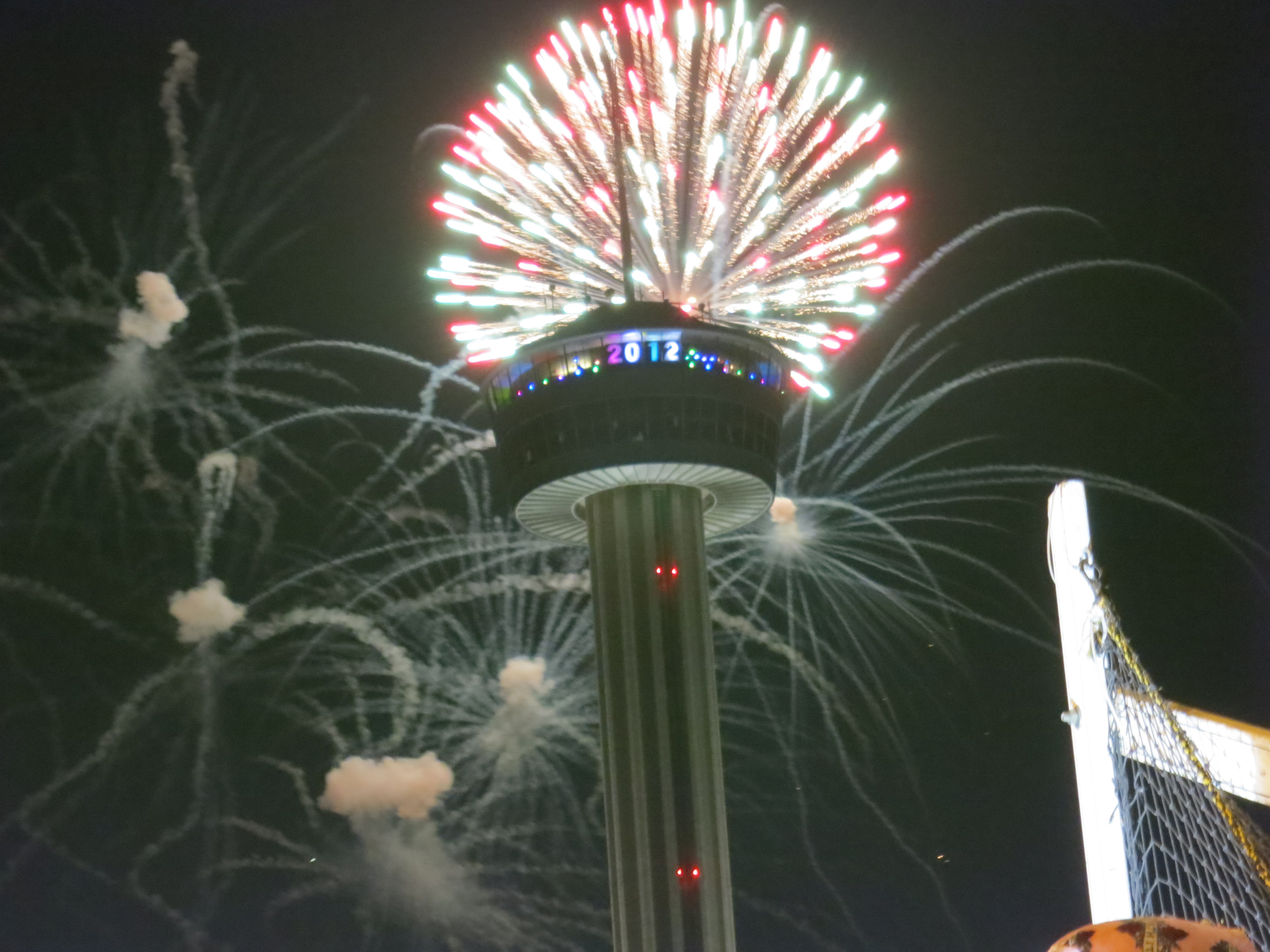 New Year. New Blog. New Year's Eve in San Antonio.