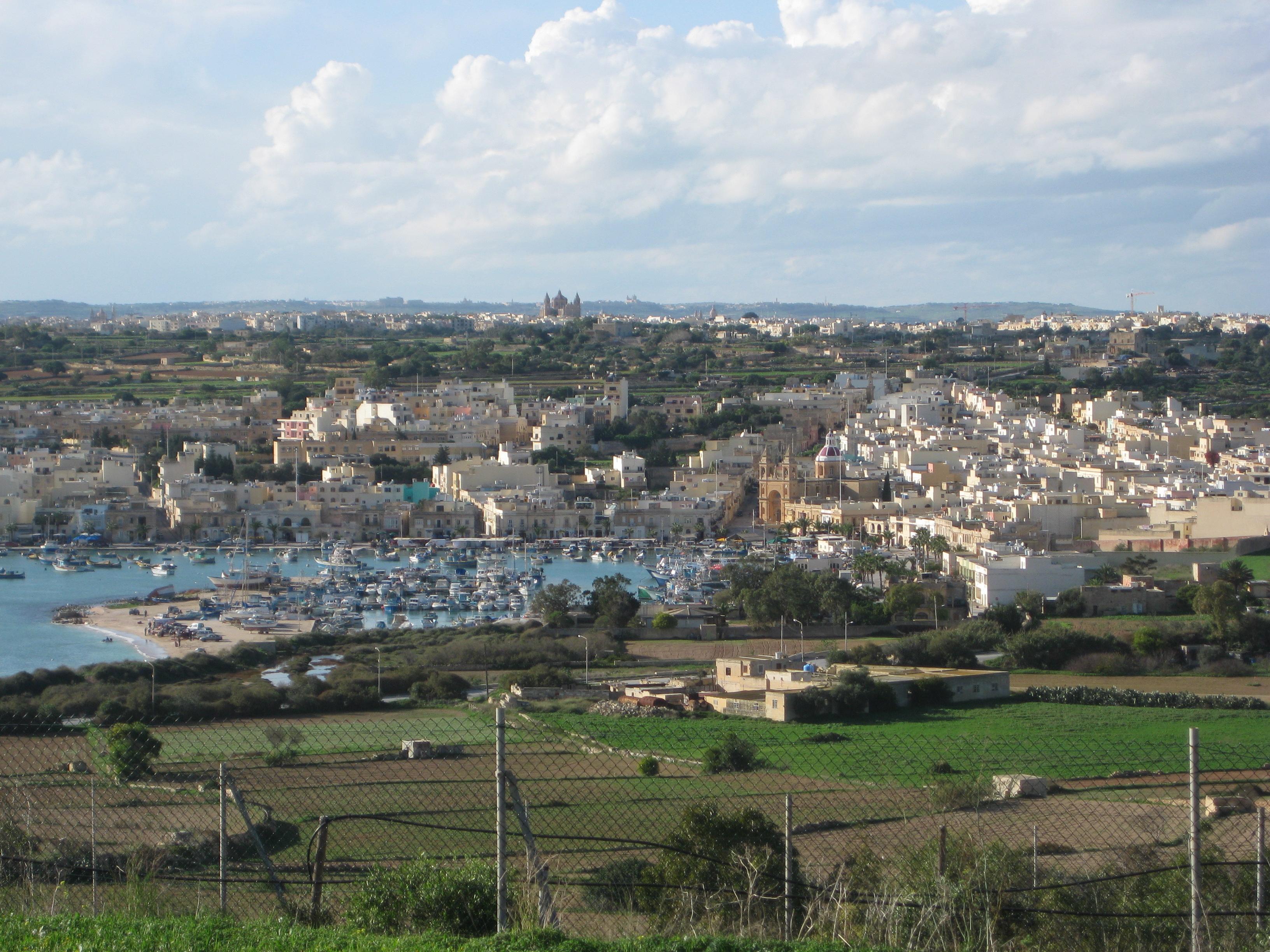 Where the Google is Malta?