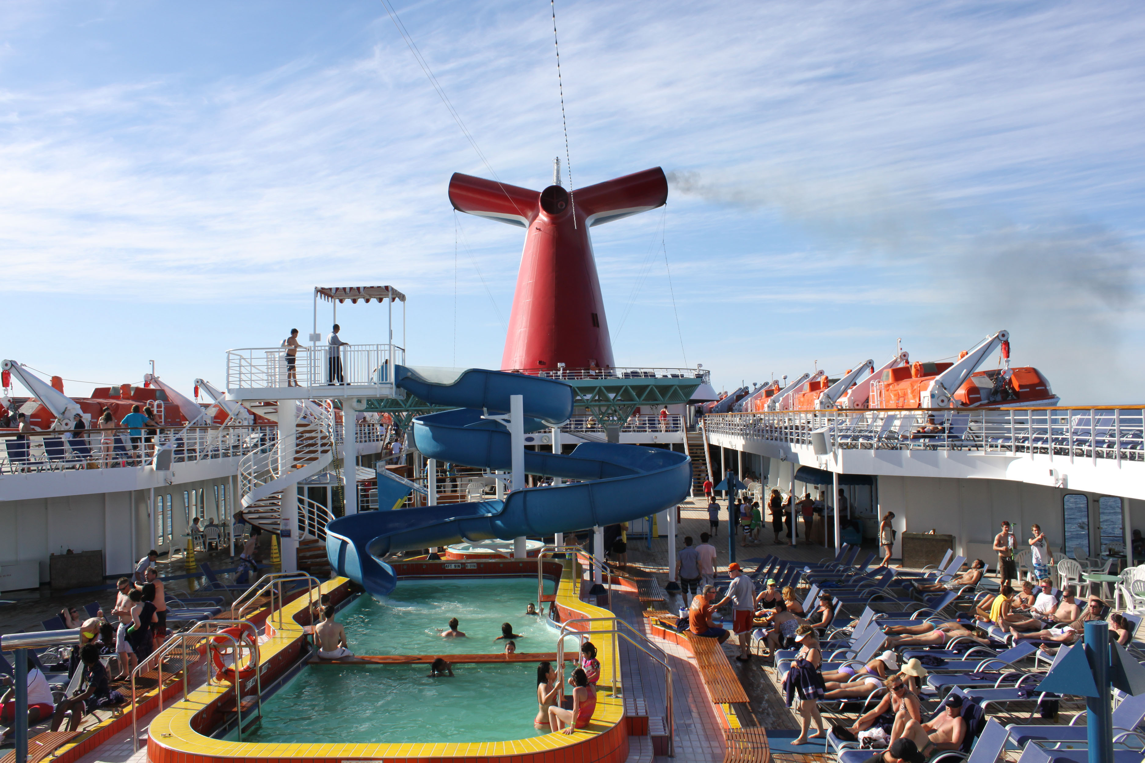 To Cruise, or Not to Cruise: That is the Question