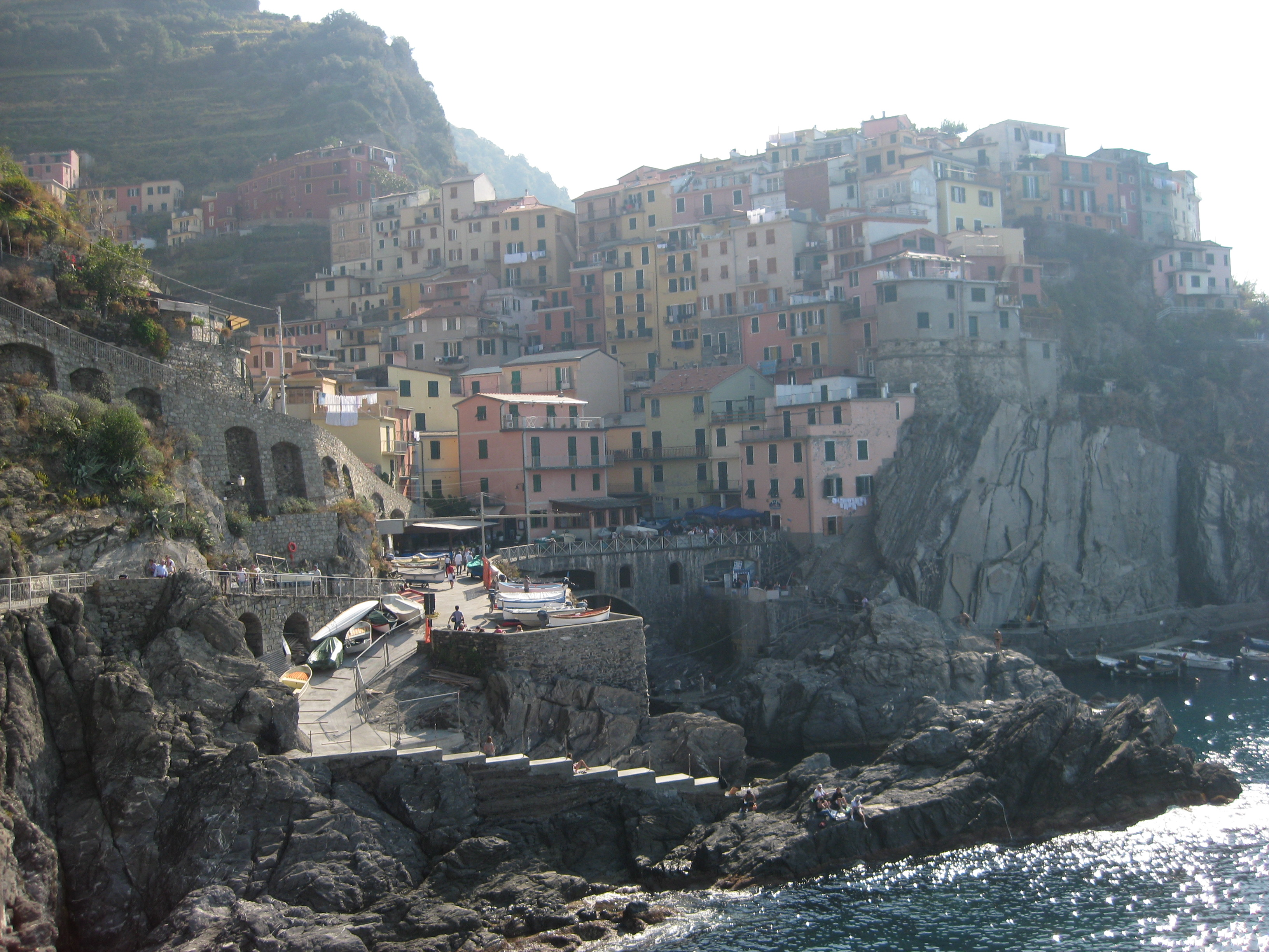 Italy Infogasm: A Guide to the 5 Towns of Cinque Terre