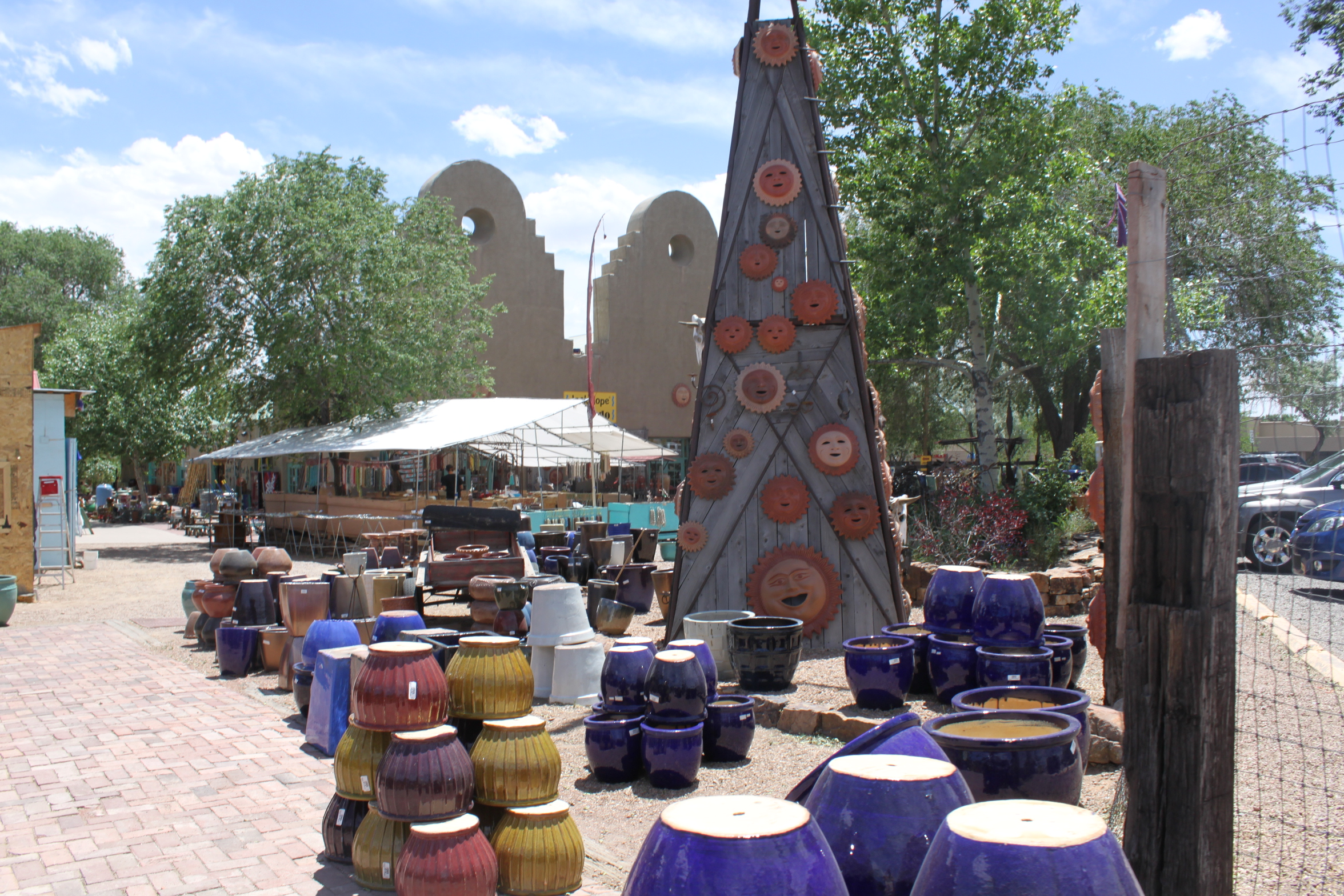 I Learned My Geography from Musicals – Santa Fe, New Mexico