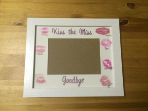 Great pinterest-inspired keepsake for the bride.