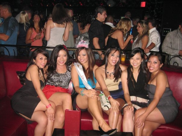 Asian girls in vegas