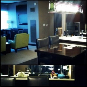 2 Bedroom, 3 Bathroom - comp upgrade - Hospitality Suite @ Vdara